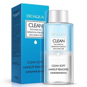 BIOAQUA Clean Soft Makeup Remover Liquid