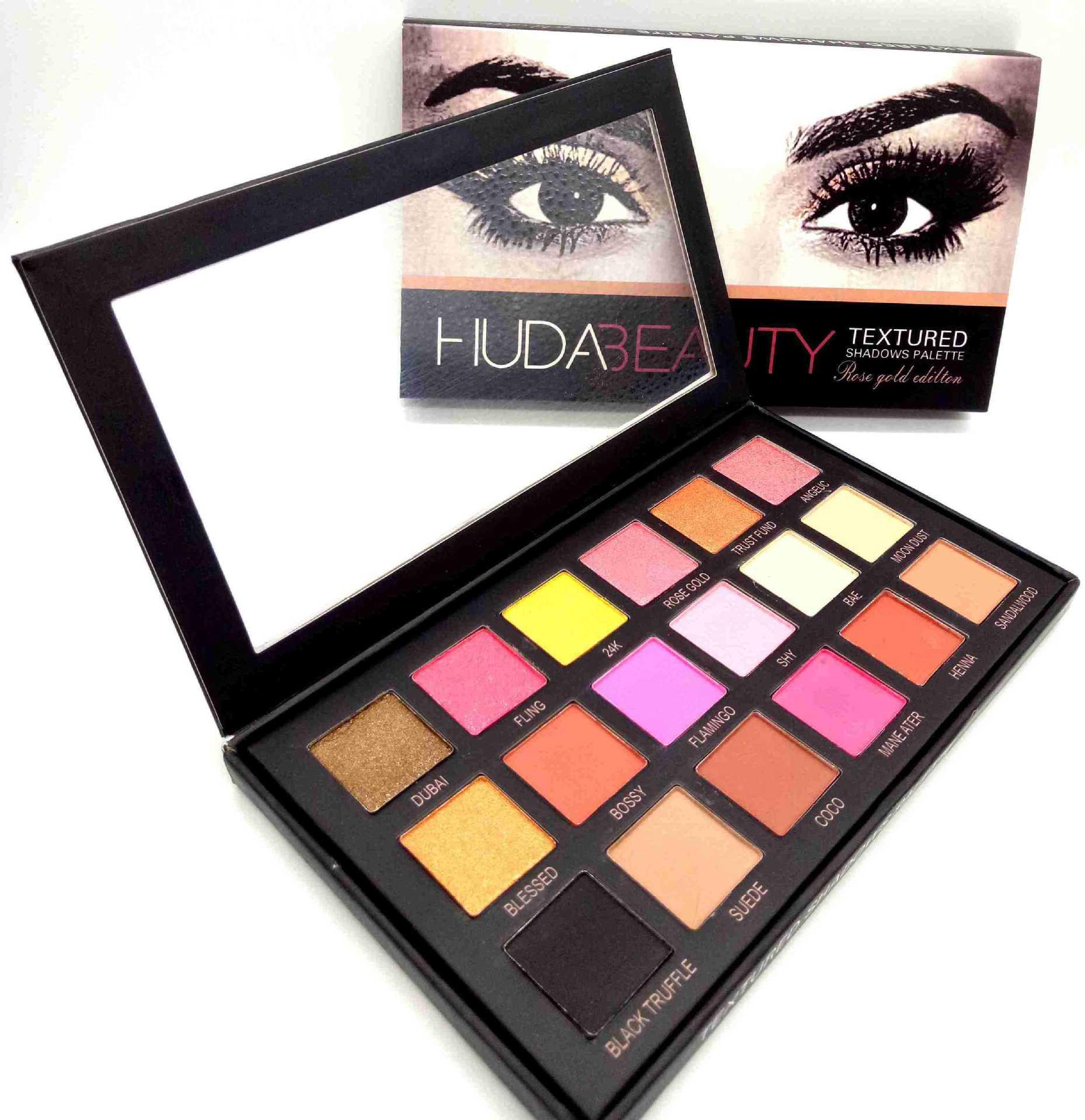 Multicolor Huda Beauty Desert Dusk Eyeshadow Palette