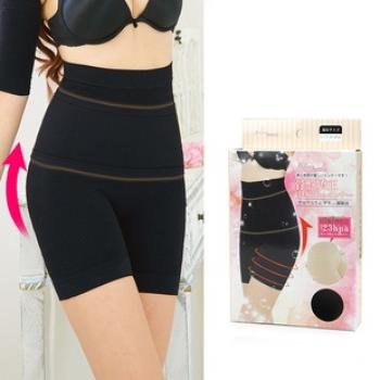 Japan Feeling Touch Double Strengthen High Waist Slimming Pants