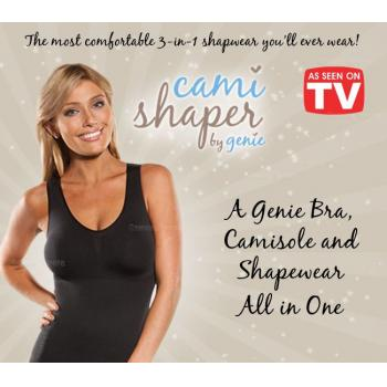 As Seen On TV ~ Cami Shaper by Genie ★ Black Colour
