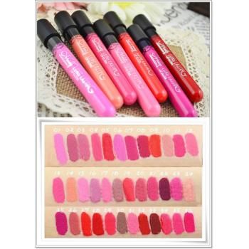 #11--#20 M.N Long Lasting Lip Gloss [11008]