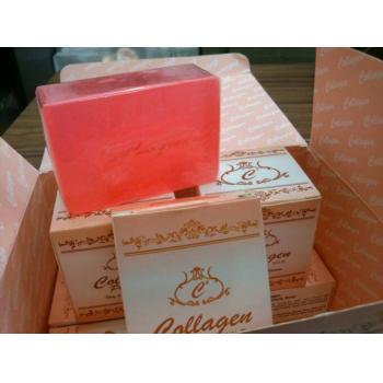 Collagen Plus Vit E Whitening Beauty Soap