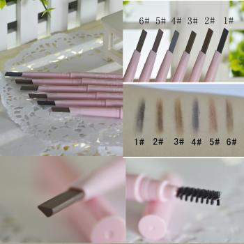 Fairy Girl New Triangle Eyebrow Pencil + Comb FG-1039