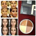 M.N Pro 4 Color Foundation