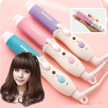 Mini Electronic Hair Curler
