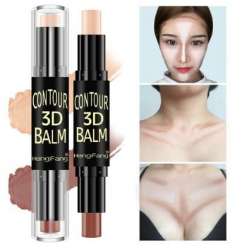 HengFang 2IN1 3D Highlight & Contour Stick