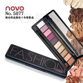 NOVO Fashion 10 Colors Eyeshadow