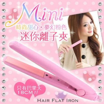 Mini Electronic Hair Straightener