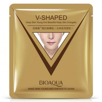 BIOAQUA V-Shaped Face Mask