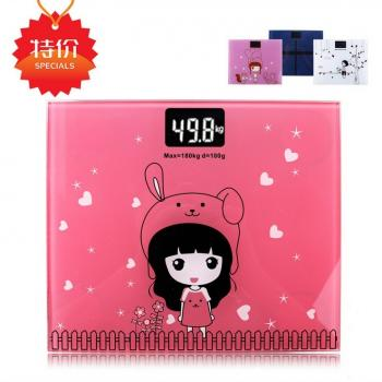 Cartoon Electronic Personal Scale