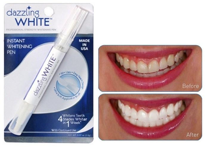 Dazzling White Teeth Pen_ WHITE TEETH_CCMall2u Malaysia
